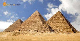 Строительные материалы египтян