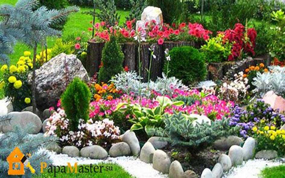 малый сад камней