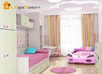 дизайн детской комнаты фото 13