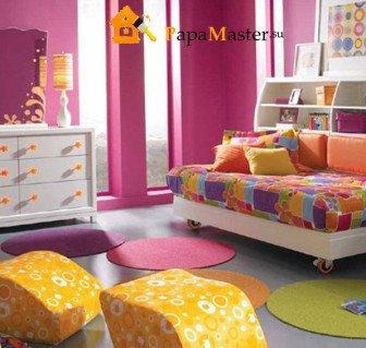 дизайн детской комнаты фото 14