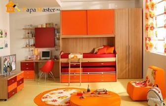 дизайн детской комнаты фото 15