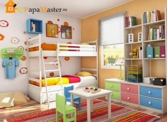дизайн детской комнаты фото 17