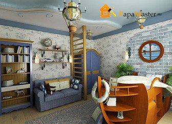 дизайн детской комнаты фото 3