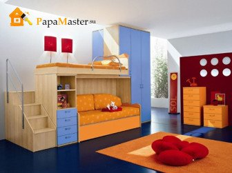 дизайн детской комнаты фото 7