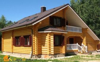 Дома из буса фото 3