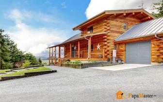 преимущества брусовых домов фото домов из бруса