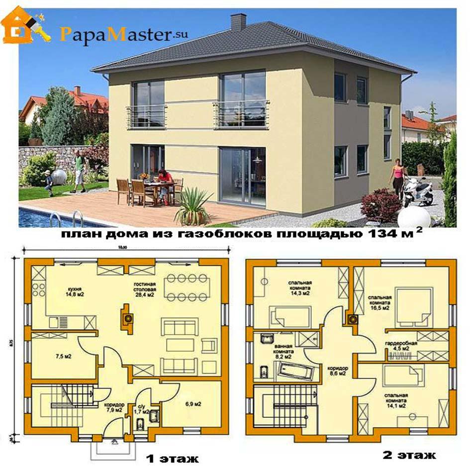 Картинки красивые домов