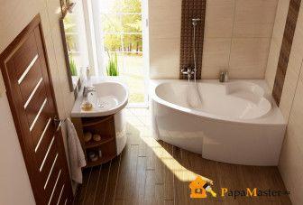 Акриловая ванная фото