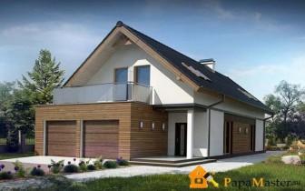 дом с гаражом фото 3