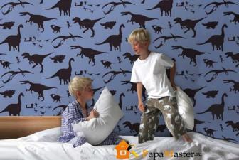 обои для детской комнаты мальчика