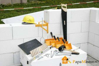 Строительство из пеноблоков бань