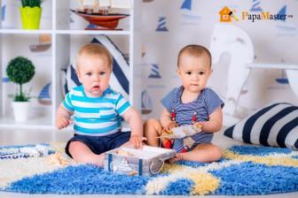какие обои для детской комнаты мальчика лучше