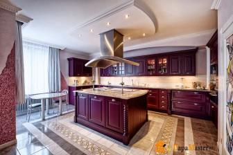 особенности организации кухонного освещения