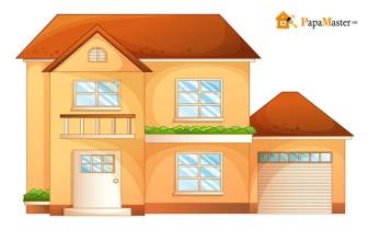 plan doma s garazhom (2)