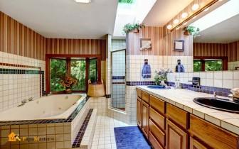Пластиковые панели отделка ванной комнаты фото 2