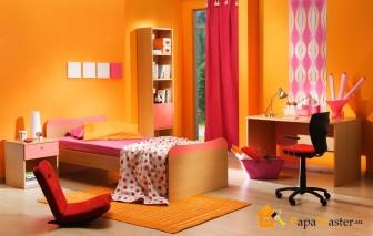 Детская комната для подростка девочки