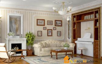 мебель для гостиных классика
