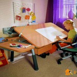 Письменный стол для школьника фото 1
