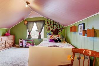 дизайн спальни для девушки в розовых тонах