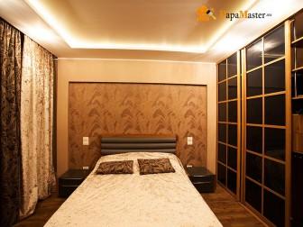 интересные предложения в дизайне узких спален в квартире фото