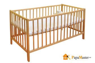 Размеры детской кровати