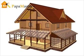 проекты каркасный пристроек к дому