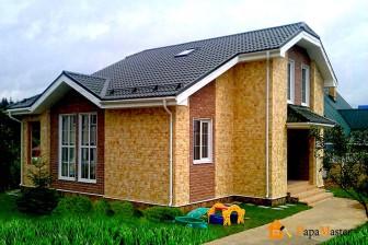 фото дома из сип-панелей