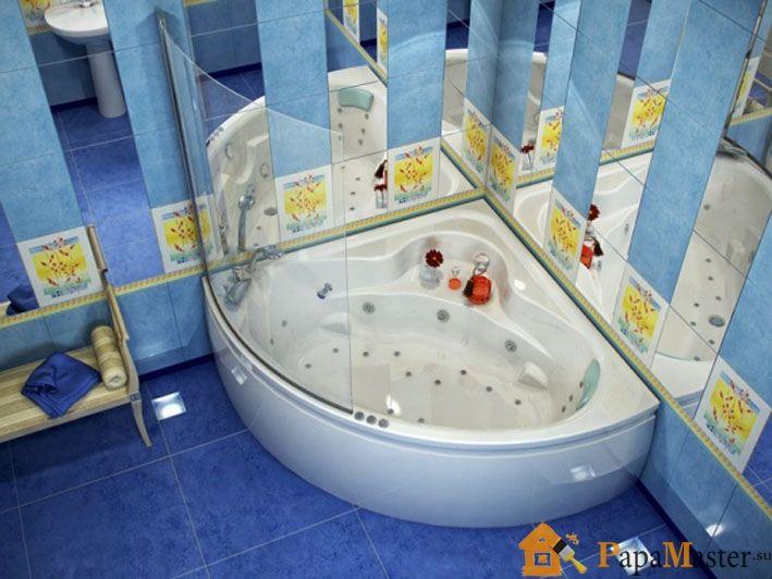 с одноклассником в ванной