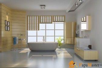 Какой потолок лучше выбрать в ванной