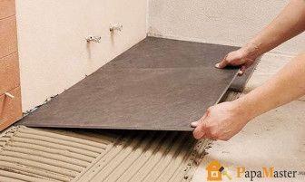 Расход клея плиточного на 1м2