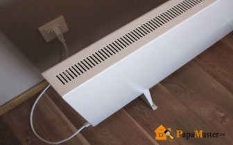 электрические конвекторы отопления