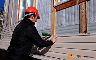 сайдинг в качестве наружных панелей для отделки домов