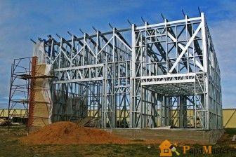 СНИП стальные конструкции