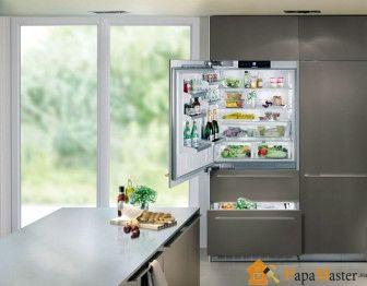 Встраиваемый холодильник либхер