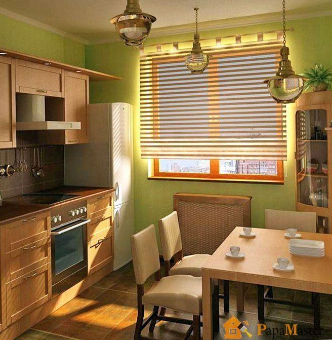Дизайн недорогой кухни