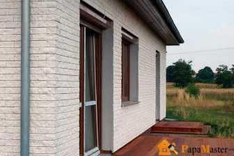 Вентилируемый фасад цена монтажа