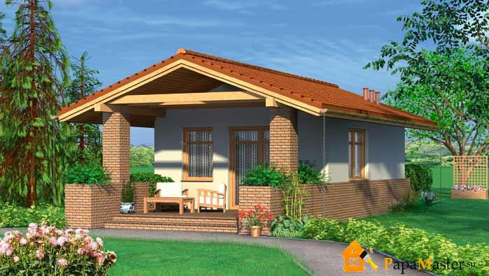 Внутренний отделка дачного дома своими руками