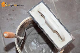 Раствор цементный состав