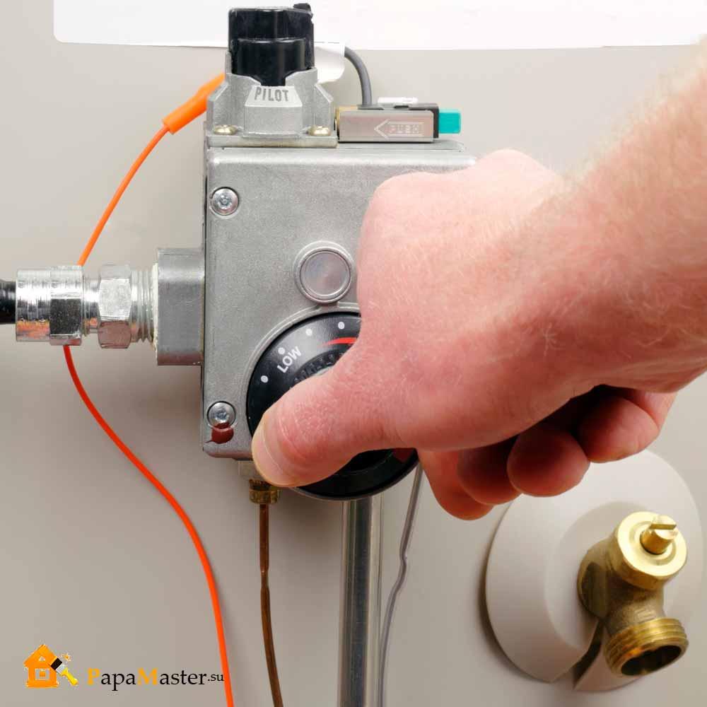 Газовый проточный водонагреватель ремонт своими руками