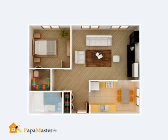 Планировка дома с фото
