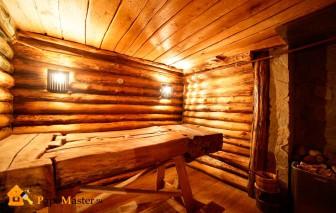 Светильники в баню