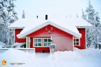 Финские дома одноэтажные