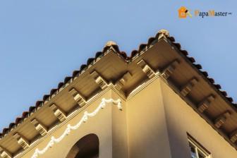какой способ подшивки карнизов крыши выбрать