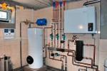 Как составить и реализовать схему обвязки котла отопления в частном коттедже