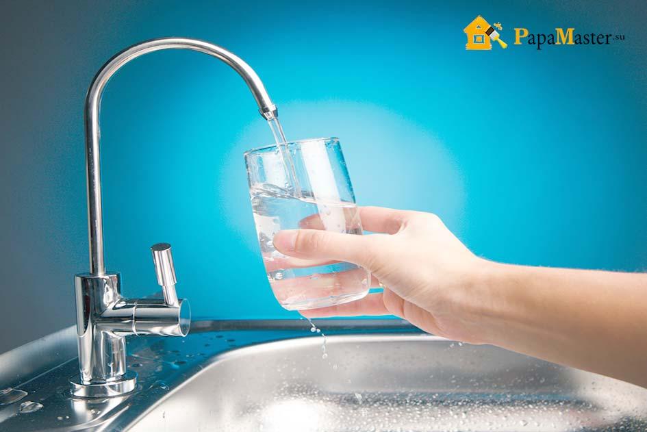 как выбрать хороший фильтр для воды от железа для дачи папа мастер