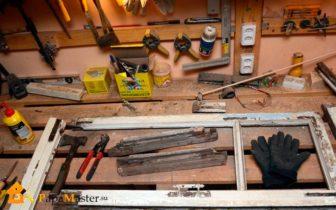ремонт деревянных оконных рам