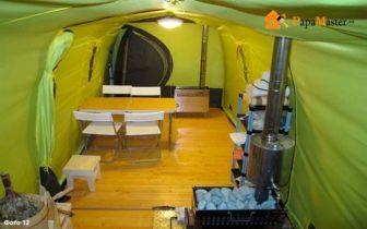 баня палатка Терма