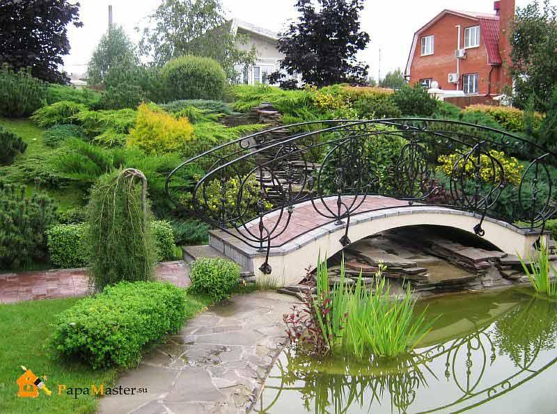 Ландшафтный дизайн дачного участка в СанктПетербурге и