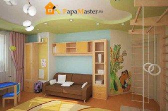 Удобная комната для ребенка