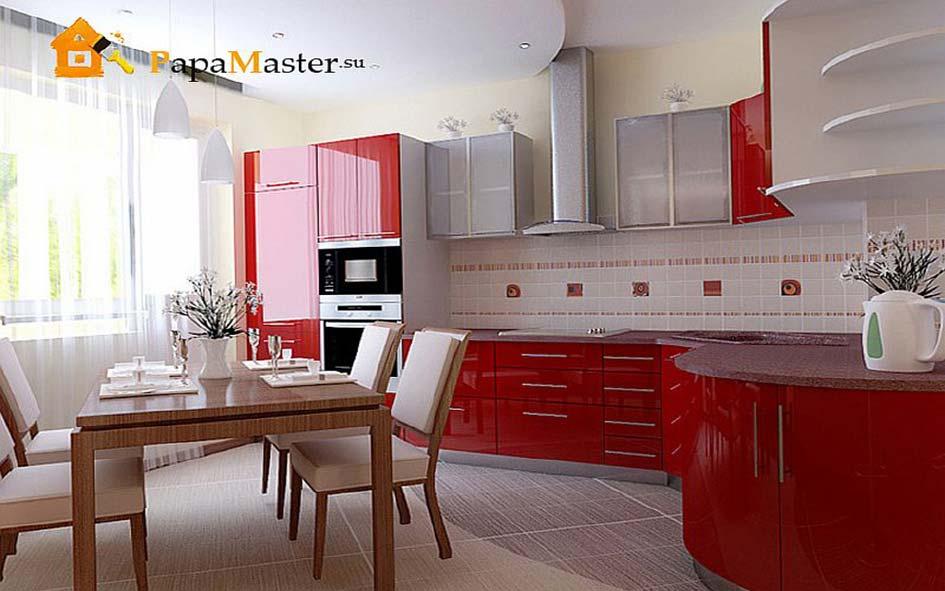 кухня дизайн ремонт фото